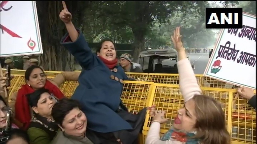 Anti-CAA Protests: Pranab Mukherjee's Daughter Detained Near Amit Shah's Residence