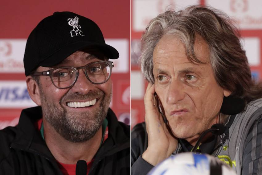 FIFA Club World Cup Final: Wily Jorge Jesus Stands In Jurgen Klopp's Way As Flamengo Aim To Stop Liverpool
