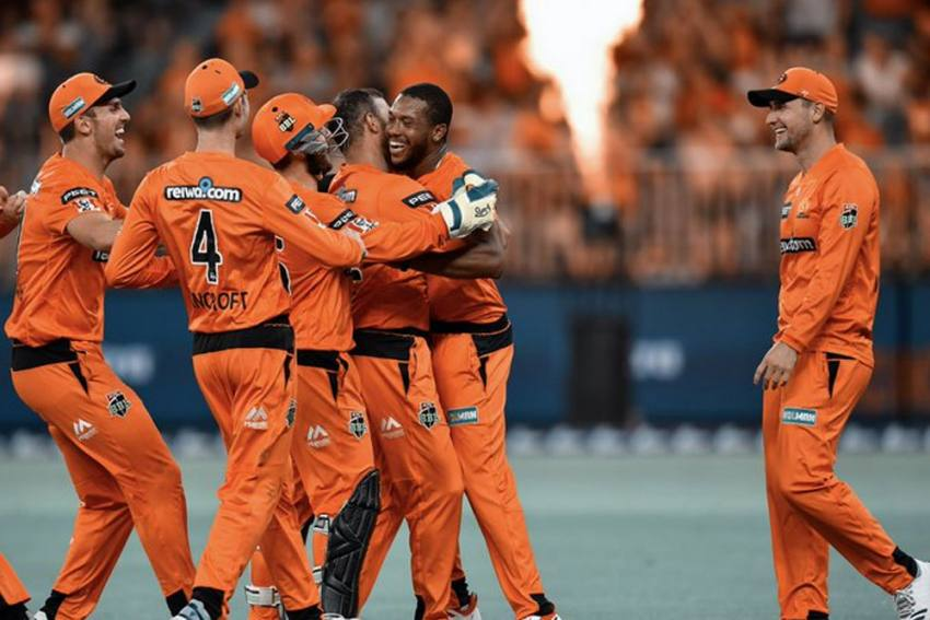 BBL: Mitchell Wins Battle Of Marsh Brothers As Perth Scorchers Sink Melbourne Renegades