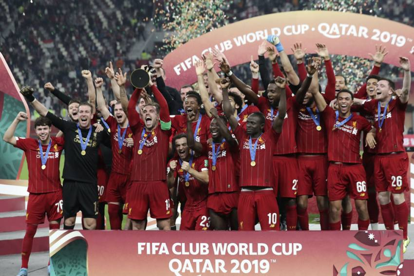 FIFA Club World Cup Final: Liverpool Beat Stubborn Flamengo In Extra Time To Win Maiden Title
