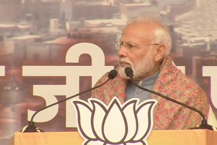 'There's No Detention Centre In India, Nobody Is Going There': PM Modi At Ramlila Maidan Rally