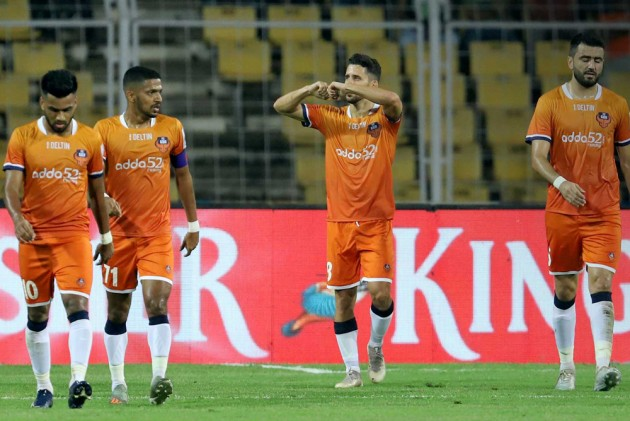 Highlights, Indian Super League, 2019-20, Football Score ...