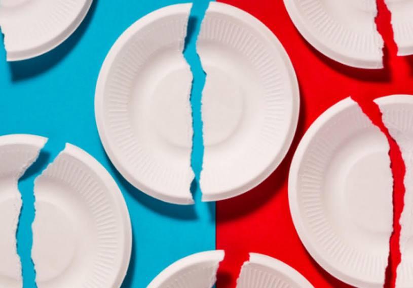 Beware The Broken Plate