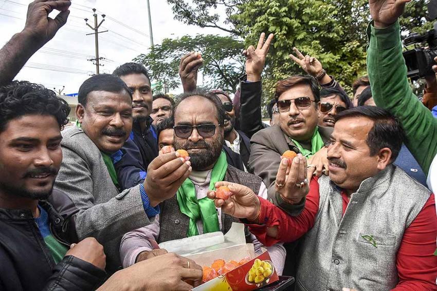 Jharkhand Election Results: JMM-Congress-RJD Alliance Wrests Power From BJP