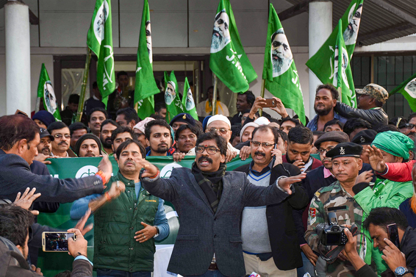 Rethink On Strategy With Dose Of Humility: Lessons For BJP From Jharkhand Verdict