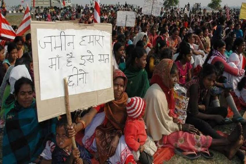 How '<em>Jal, Jungle And Zameen</em>' Trumped BJP's Hindutva In Jharkhand