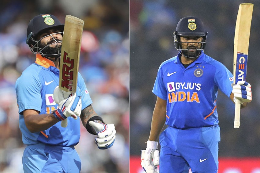 IND Vs WI, 3rd ODI: Rohit Sharma Breaks Sanath Jayasuriya's Record, Virat Kohli Scores Most Runs In 2019