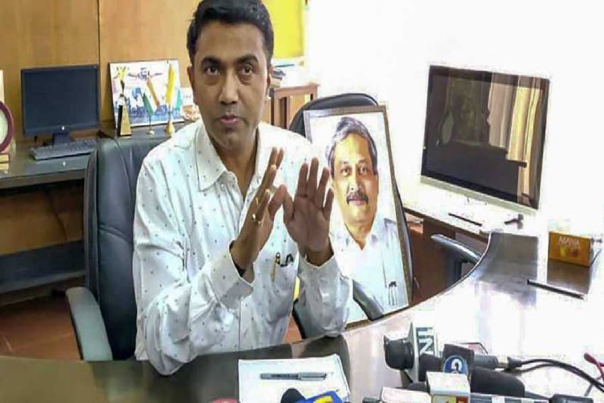 NRC May Not Be Required At All In Goa, Says CM Pramod Sawant