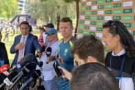 Australia Bowler Peter Siddle Treated For Bushfire Smoke Inhalation