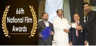 Vice President Venkaiah Naidu Honours Winners At 66th National Film Awards