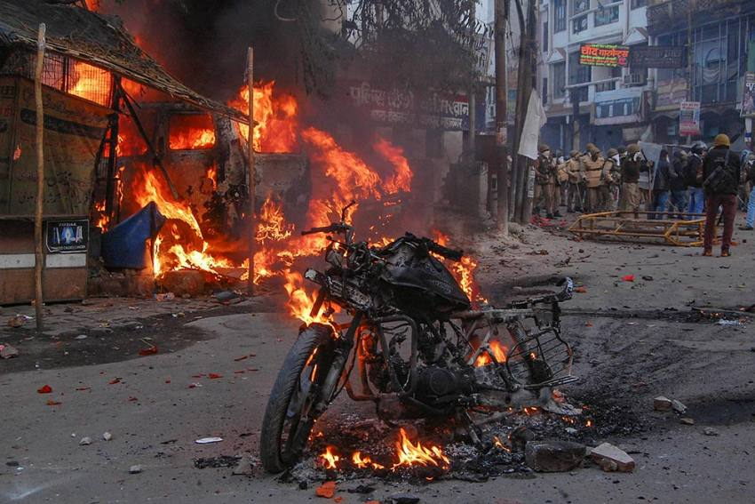 Uttar Pradesh Anti-CAA Protests: 18 Dead, Over 800 Arrested And 5000 Detained