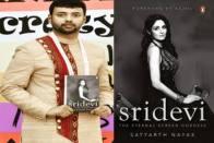 Satyarth Nayak On His Book, 'The Eternal Screen Goddess', A Novel Based On The Legendary Actress, Sridevi
