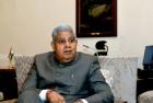 Mamata Banerjee Described Me As '<em>Tu Cheez Badi Hai Mast Mast</em>': West Bengal Governor Jagdeep Dhankhar