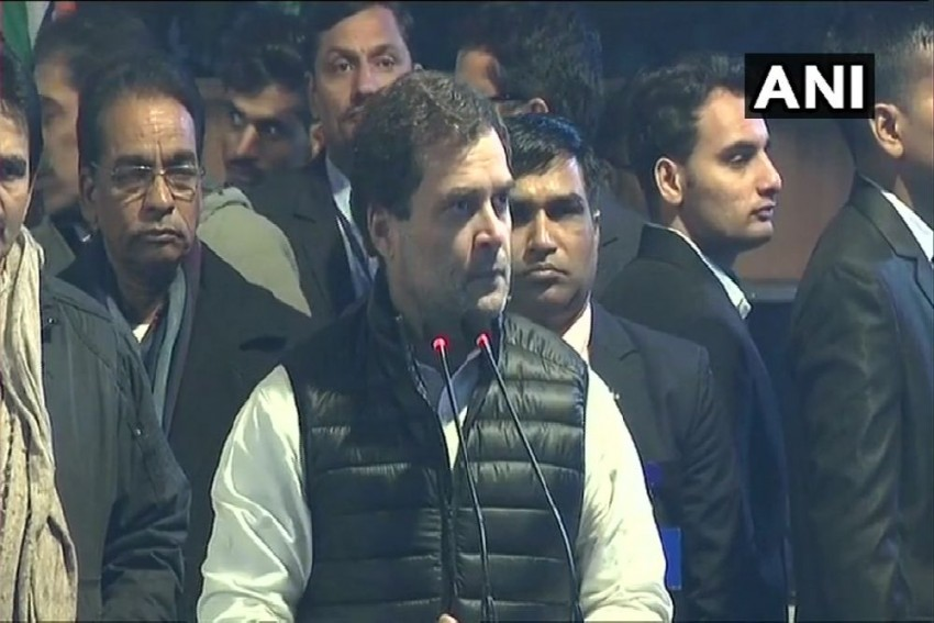 India Recognises PM Modi By His Clothes As He Wears Rs 2 Crore Suit: Rahul Gandhi