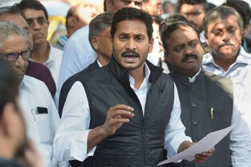 NRC Won't Be Implemented In Andhra Pradesh: CM Y S Jagan Mohan Reddy