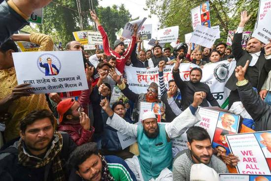 CAA Protests: Police Denials At Odds With Horror Accounts Of Locals In Uttar Pradesh