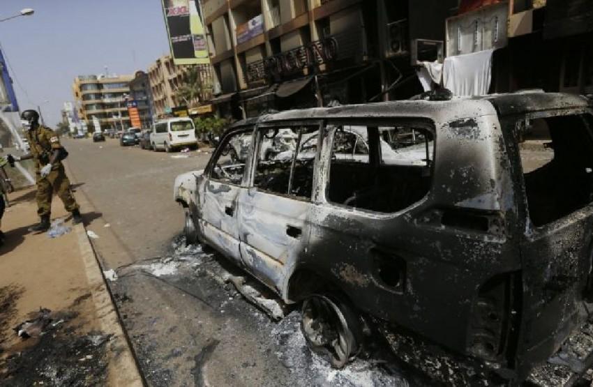 35 Civilians, 80 Militants Killed In Burkina Faso Attack