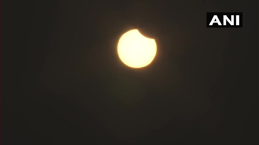 Last Solar Eclipse Of Decade Witnessed In Parts Of India