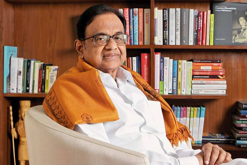 CAA, NRC Part Of Their Agenda For Hindu Rashtra: P. Chidambaram