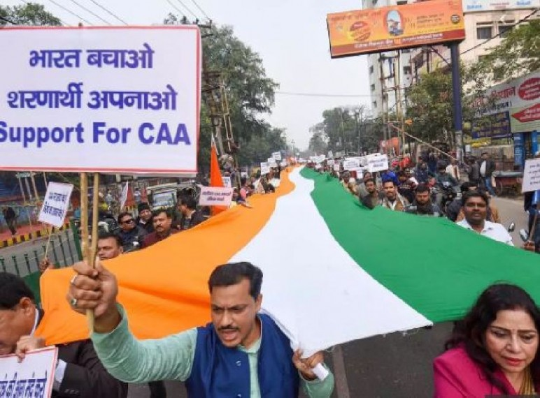 CAA, NPR And NRC Will Play Crucial Role In Making Of New India