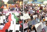 Rallies Supporting And Opposing Citizenship Act Sweep Mumbai