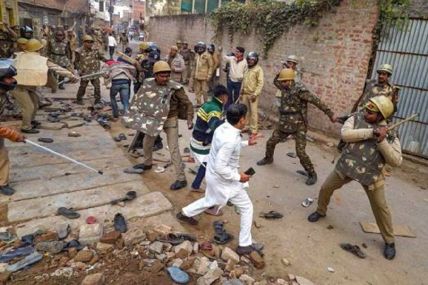 Security Tightened, Drones Deployed, Internet Shut Ahead Of Possible Anti-CAA Protests In UP