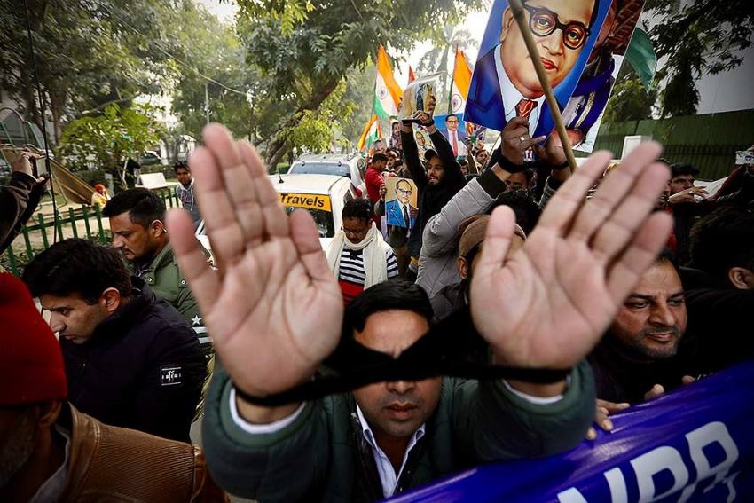 Protests Against Citizenship Act Continue To Rock India; Tight Security In Delhi, UP
