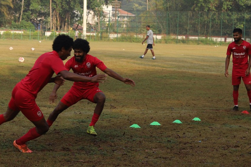 I-League 2019-20: Churchill Brothers Aim To Continue Winning Run Vs Indian Arrows