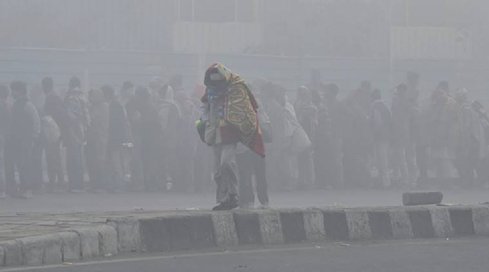 This Might Be Delhi's Coldest December Of Century