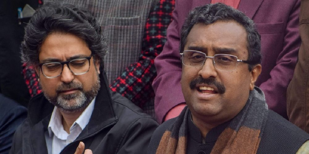 Jammu And Kashmir's Statehood Will Be Restored Soon: BJP's Ram Madhav