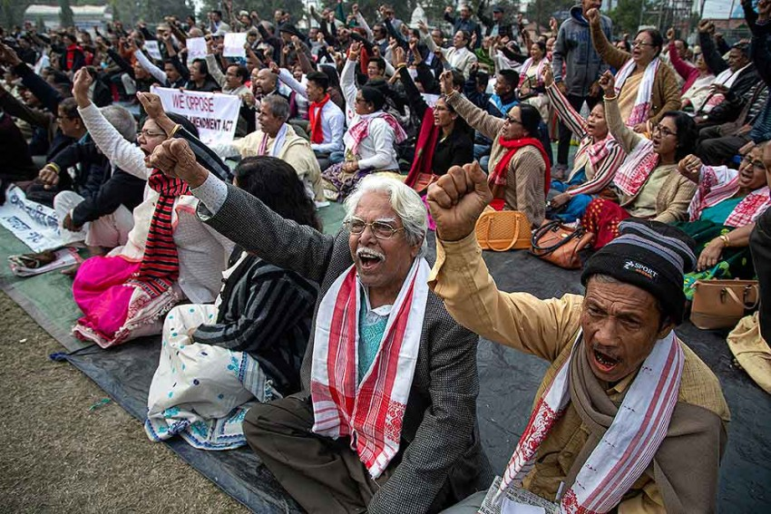 CAA Alone Will Not Affect Culture And Demography In Assam