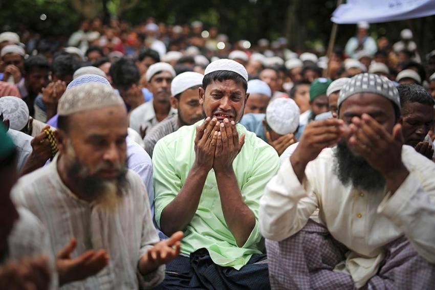 'Violates International Human Rights Law': UN On Myanmar's Treatment Of Rohingya