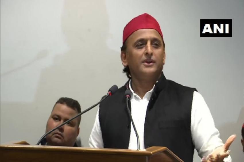 '<em>Hum Nahi Bharte NPR...</em>' Says Akhilesh Yadav As Anti-CAA Protests Continue