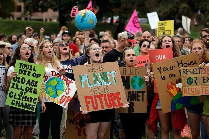 From Greta Thunberg's Rising Call For Action To Amazon Fires: 2019, A Year Of Climate Emergency