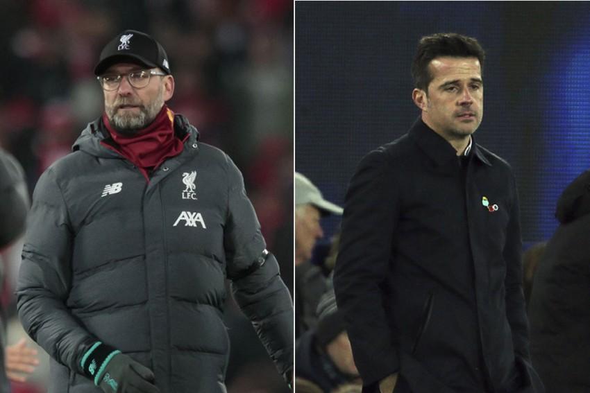 Merseyside Derby: Liverpool Boss Jurgen Klopp Has Sympathy With Everton Gaffer Marco Silva