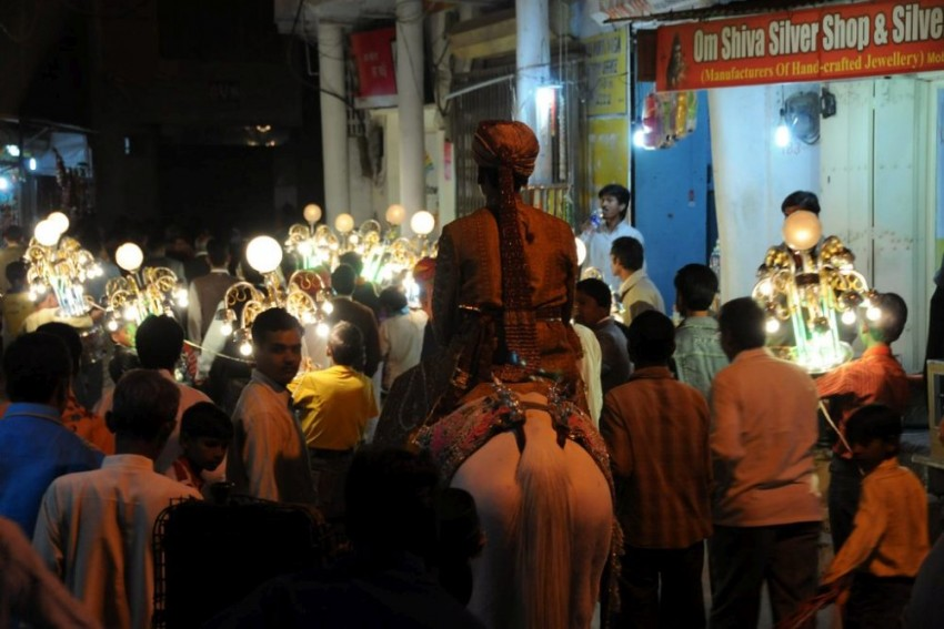 MP: OBC Groom Attacked For Riding Horse During Marriage Procession In Malwa