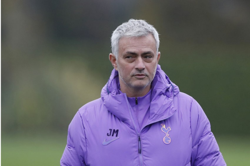 Manchester United Is A 'Closed Chapter', Says Tottenham Boss Jose Mourinho