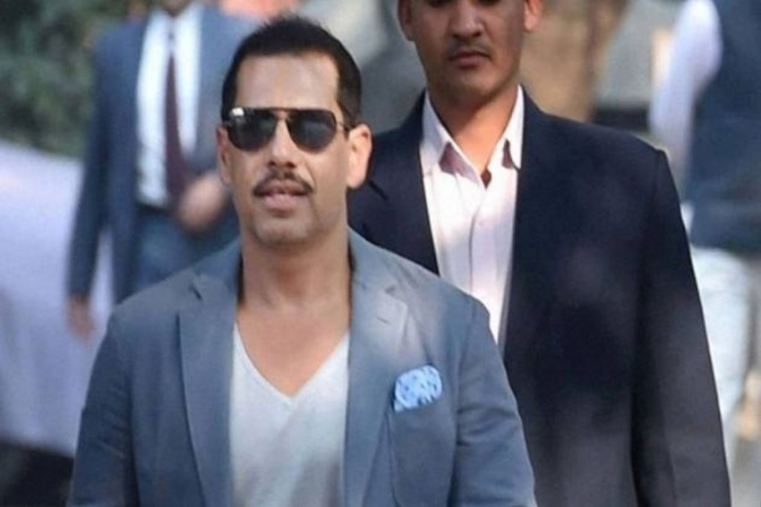 Robert Vadra Links Security Breach At Priyanka's Residence To Women's Safety