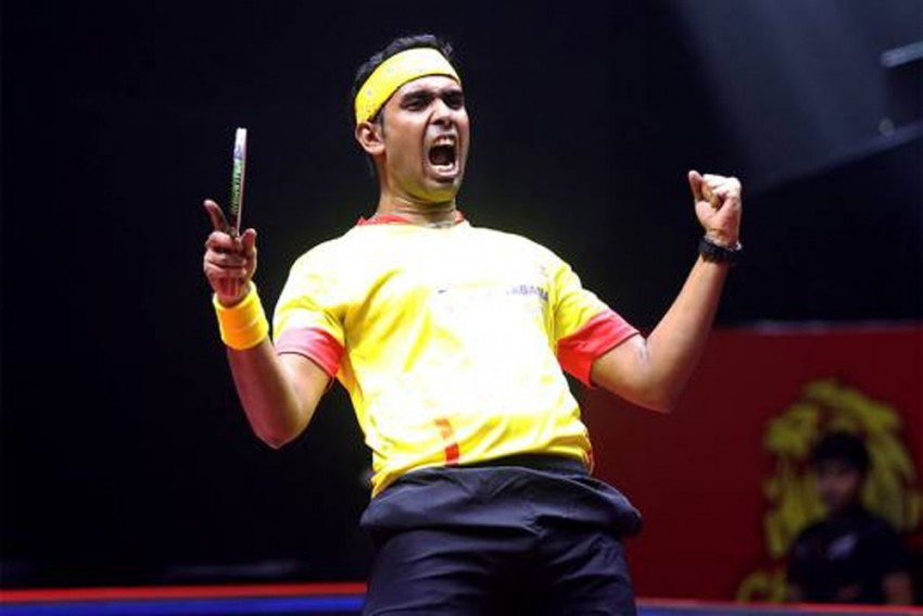 Indian Men's Table Tennis Team Achieves Best Ever Ranking