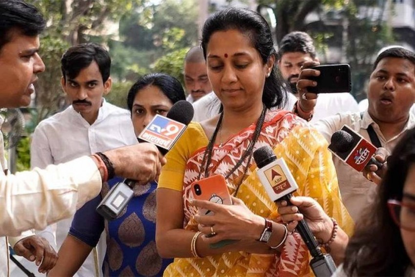'Magnanimous Of PM': NCP Leader Supriya Sule On Modi's 'Offer' To Sharad Pawar