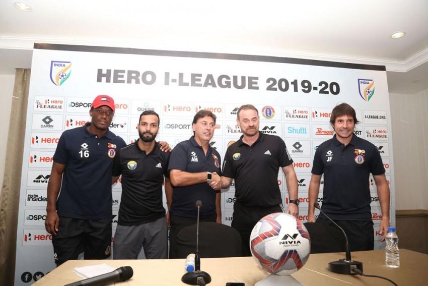 I-League 2019-20: East Bengal Host Real Kashmir In their Season Opener