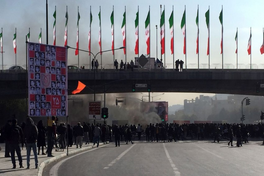 'Utter Lies': Iran After Amnesty Claims Over 200 Died In Protest Against Fuel Price Hike