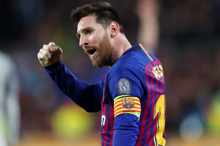 Ballon D'Or: Lionel Messi's Record-Breaking Six Gongs In Numbers