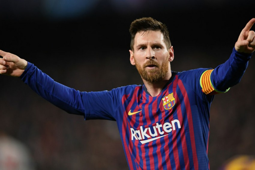 Barcelona Superstar Lionel Messi Wins Record Sixth Ballon D'Or