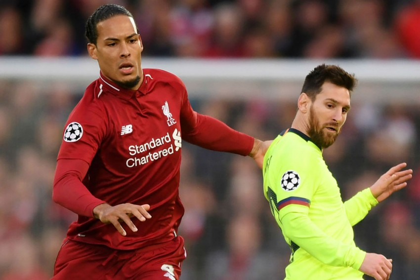 Ballon d'Or 2019: Liverpool's Virgil Van Dijk 'Respects Greatness' After Losing Out To Lionel Messi