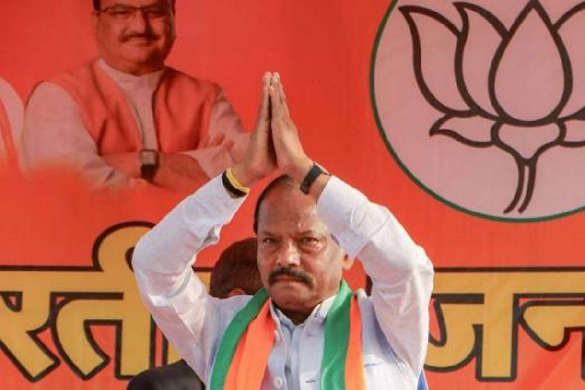 BJP Leaders Contesting Against Official Candidates In Jharkhand Stand Expelled, Party Says