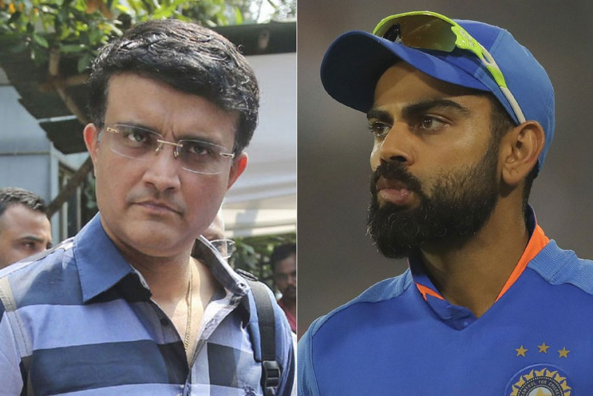 Year-End 2019, Cricket: Virat Kohli 'The King' On Field, Sourav Ganguly 'The Maharaj' Off It