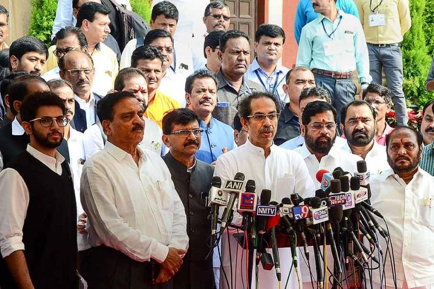Maharashtra Cabinet Expansion: NCP's Ajit Pawar Is Deputy CM; Aditya Thackeray A Minister