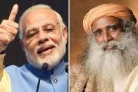 PM Modi Shares Sadhguru's Video Supporting CAA, NRC