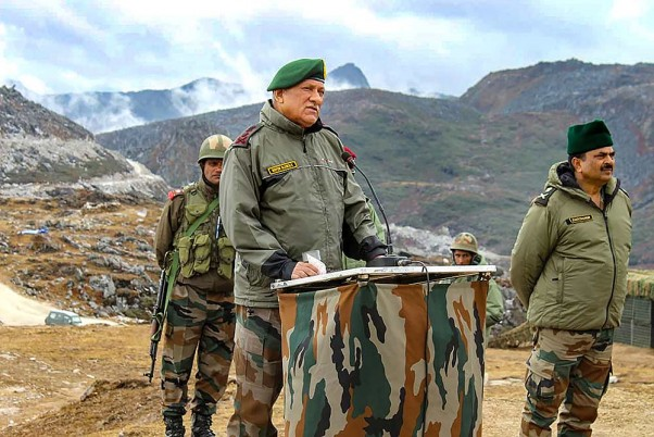 All You Need To Know About India's First Chief Of Defence Staff, General Bipin Rawat